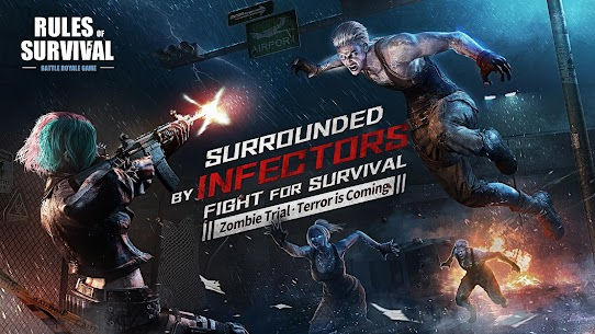 RULES OF SURVIVAL ‏ 1