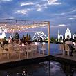 夏季三角景觀咖啡廳