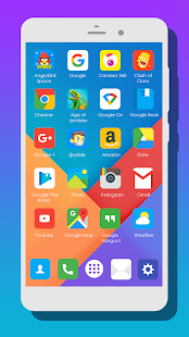 MI UI 9 - Icon Pack Screenshot