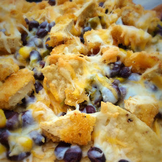 Chick'N Nachos 17 Weight Watchers Points Plus Value (Meatless).