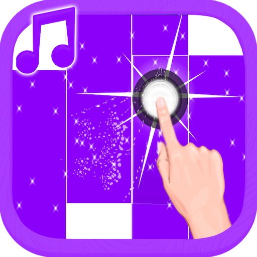 Music Piano : Magic Tiles Violet