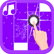 Music Piano : Magic Tiles Violet