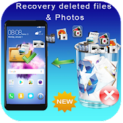 Recover All Deleted Photos:Files,Images