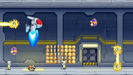 [Download Jetpack Joyride for PC] Screenshot 1