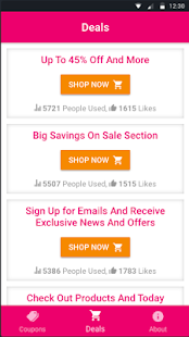 Coupons For Kohl's - náhled