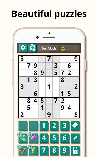 Sudoku classic 1.2.516 screenshots 8