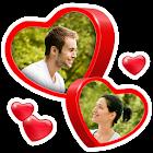 Love Collage - Editor de Fotos icon