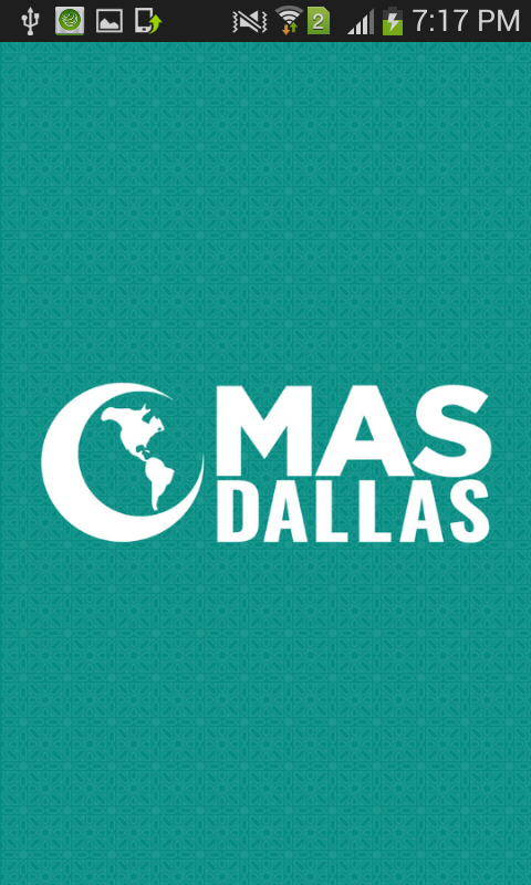 MAS Dallas Islamic Center- screenshot