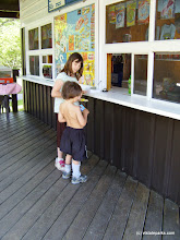 Photo: Summer ice cream from the snack bar at Boulder Beach State Park by Michelle Boucher