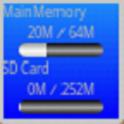 Memory info icon