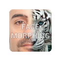 Viso mix Morph fotomontaggio icon