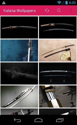 Katana Samurai Wallpapers