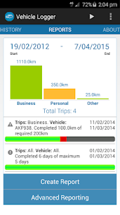 Vehicle Logger | Log Book- screenshot thumbnail