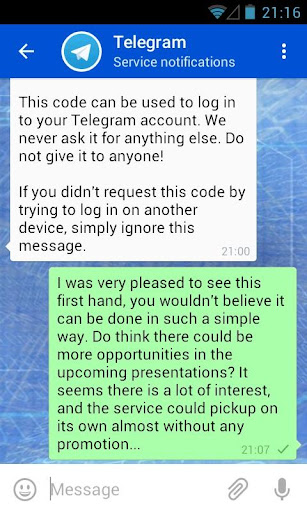 EnCrypto Chat