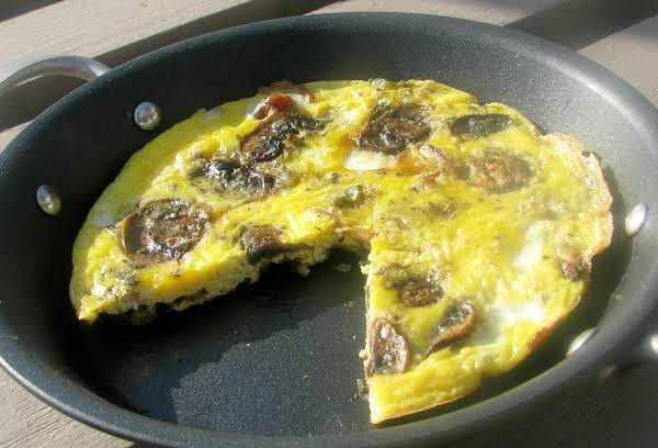 Frittata For Two Recipe