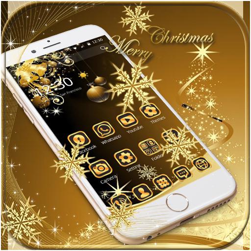 Gold Christmas 2016 Theme