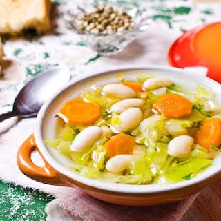 Lima Bean Stew.