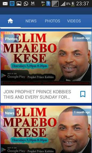 Prophet Prince Kobbies  screenshots 3