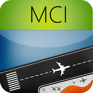 Kansas City Airport +Radar MCI