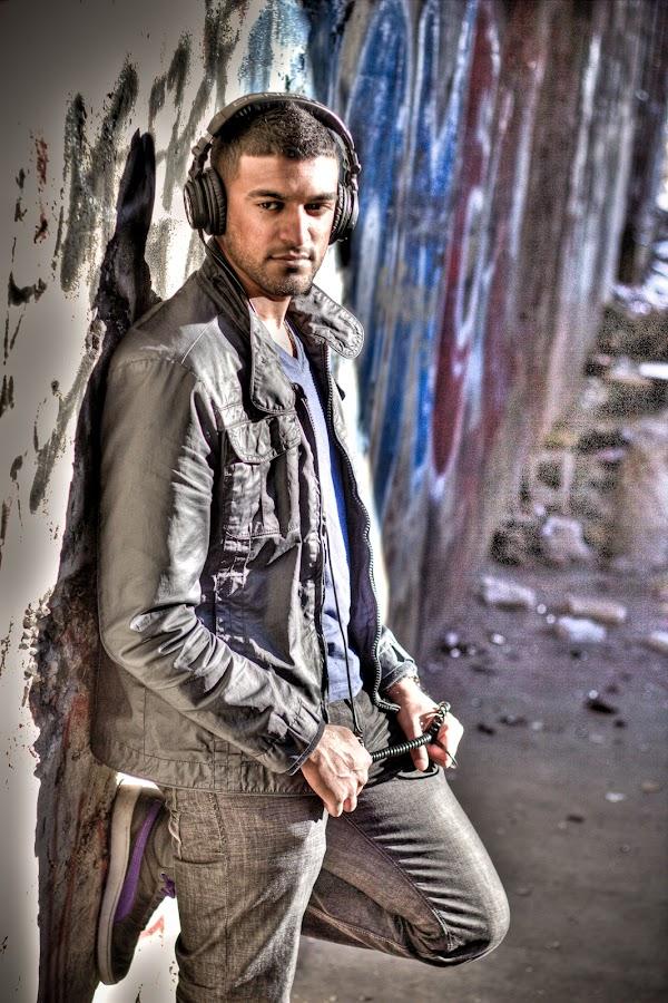 DJ Budi by Ben Porway - People Portraits of Men ( dj budi, ben porway )