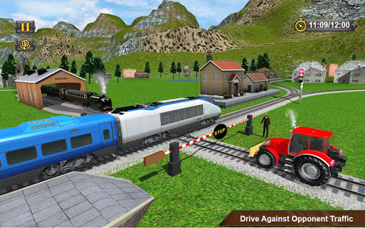 Euro Train Driving Simulator 2018 for PC