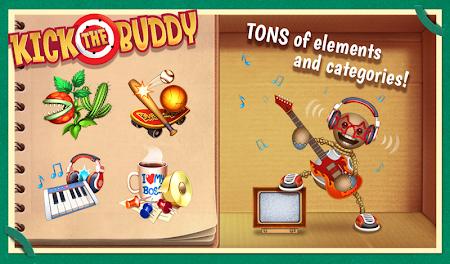 Kick the Buddy 1.0.2 screenshot 2092671