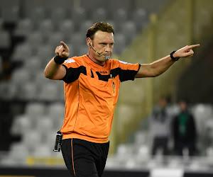 L'arbitre Frederik Geldhof arrête sa carrière à l'âge de 44 ans