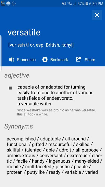 Offline English Dictionary - Learn Vocabulary, TTS