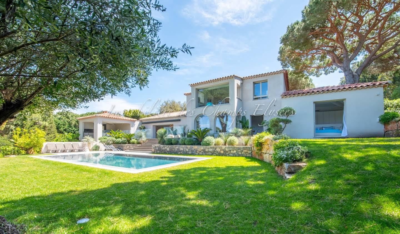 Villa avec piscine et jardin Saint-Tropez