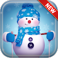 Christmas Snowman Wallpapers APK