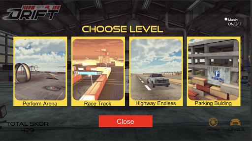 GTR Drift Simulator screenshot 1