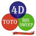 SG 4D, Toto, Big Sweep icon