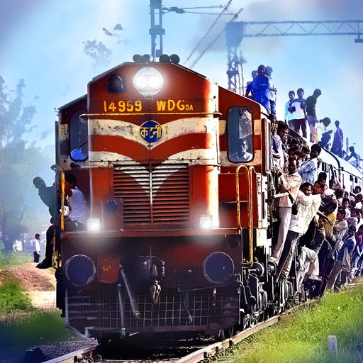 Indian Train Railway Game