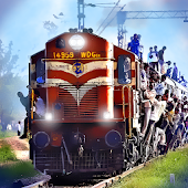 Indian Train Railway Game