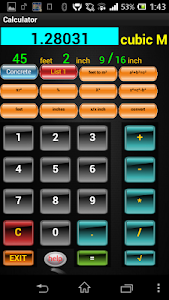 E-Z Concrete Calculator & Cost screenshot 13