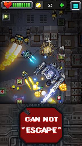 Strike Force - Arcade Shooter, Bomber, War Robots android2mod screenshots 5