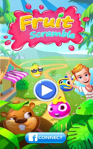 解謎必備免費app推薦|Fruit Scramble -Blast & Splash線上免付費app下載|3C達人阿輝的APP
