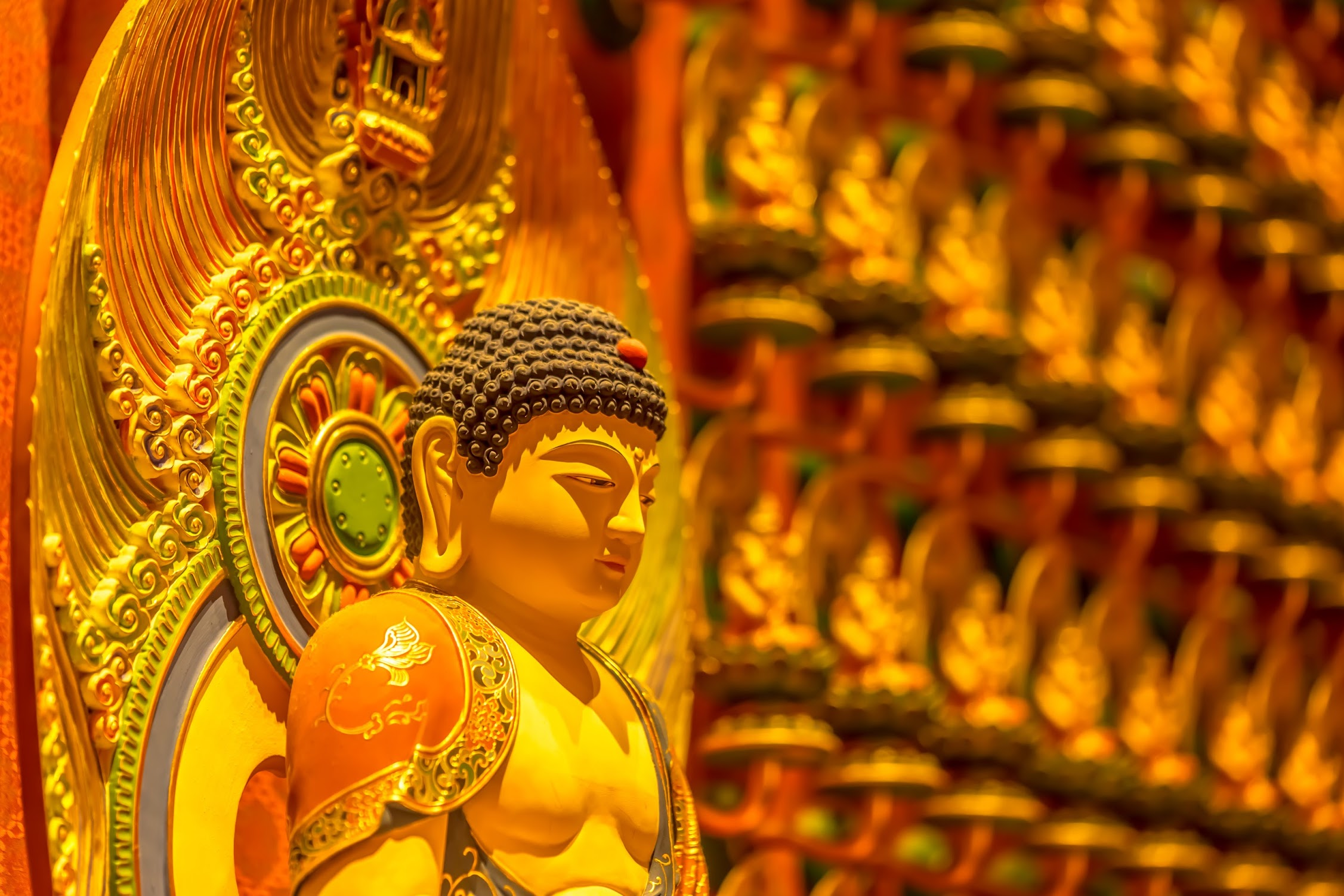 Singapore Buddha Tooth Relic Temple and Museum5