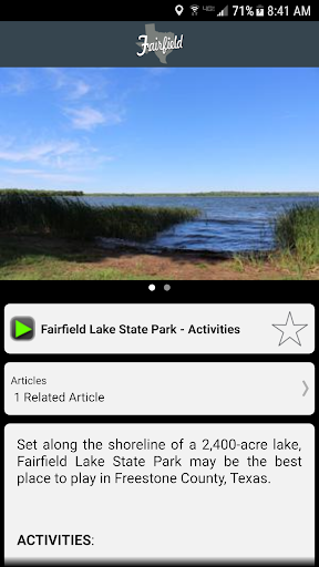 Go Fairfield Texas  screenshots 4
