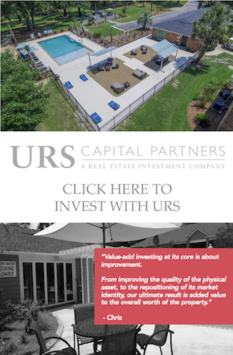 2018 Multifamily Outlook - URS Capital Partners