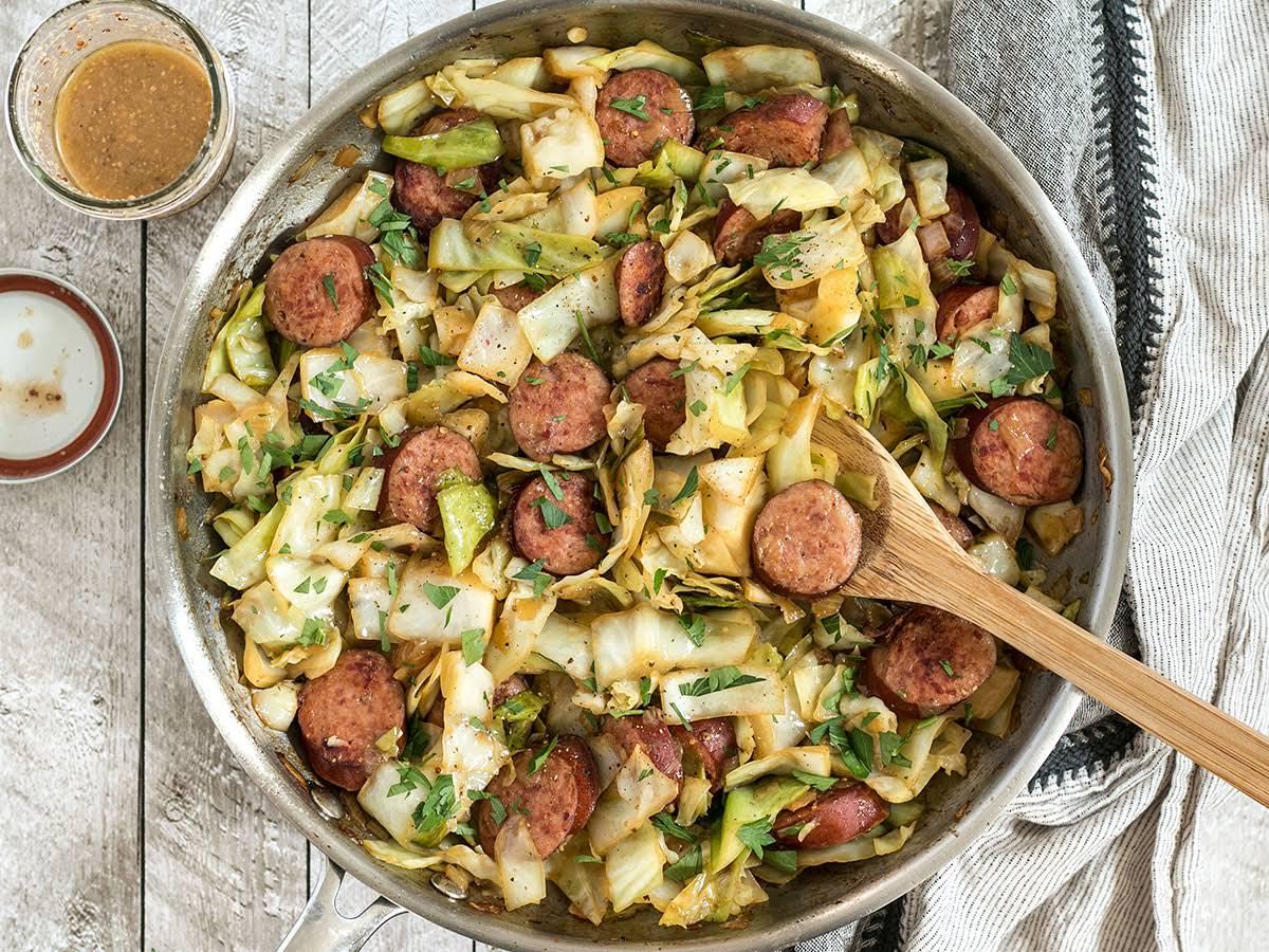 How to Make Kielbasa and Cabbage: A Polish Family Recipe