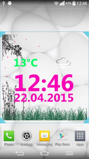 Digital Clock  screenshots 3