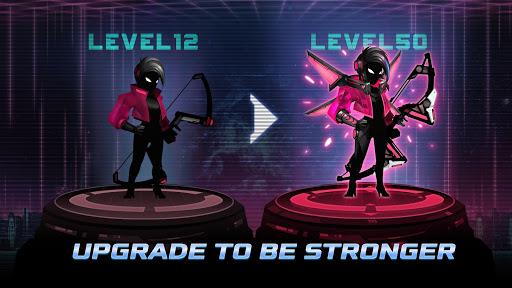 Cyber Fighters: Legends Of Shadow Battle screenshots 2