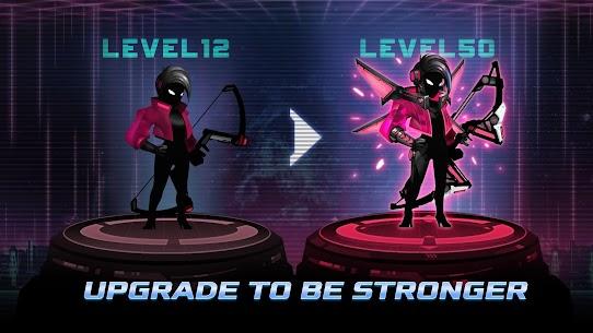 Cyber Fighters: Legends Of Shadow Battle 2