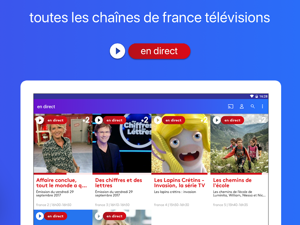 France 5 en replay  Tous les programmes TV France 5 en