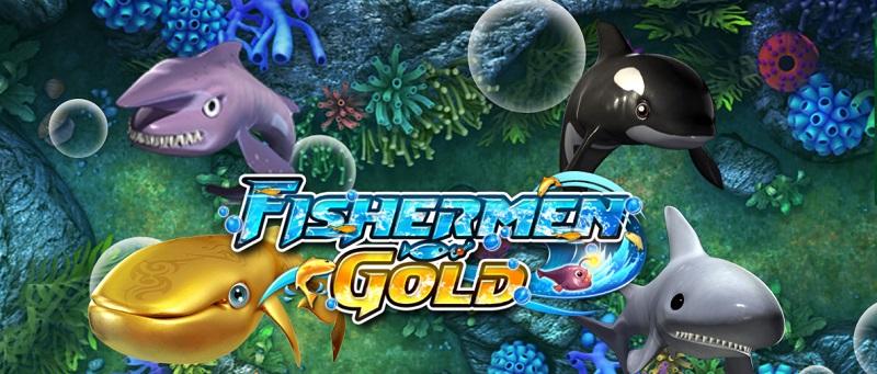 Thể loại Fishermen Gold độc quyền tại bắn cá HAPPY8