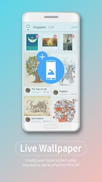 PEN.UP - Share your drawings APK screenshot thumbnail 5