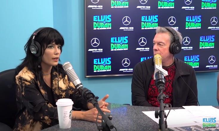 Elvis and Halsey