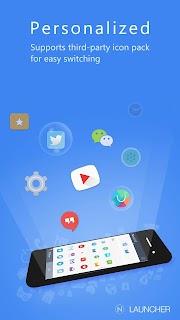 Nano Launcher-simple&smart screenshot 00