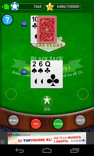 BlackJack 21 Free 1.0.7 Mod screenshots 2